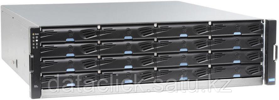 EonStor DS 3000 2U/24bay, High IOPS solutions, Dual Redundant controller subsystem including 2x6Gb SAS EXP. Po