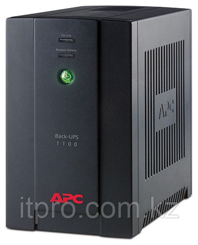 ИБП APC/BX1100CI-RS/Back/AVR/1 100 VА/660 W