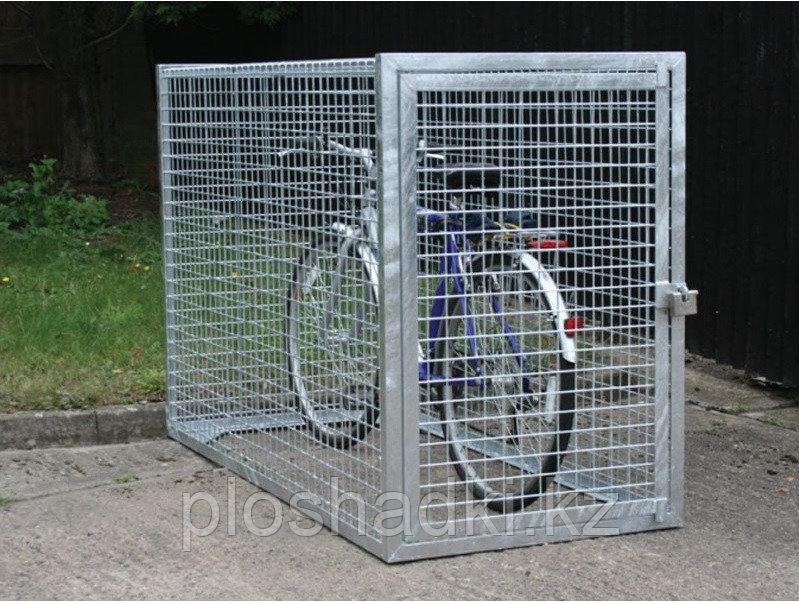 Гараж для велосипеда КЛЕТКА
