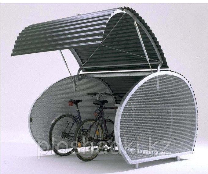 Гараж велосипедный Компакт (на 5 мест)