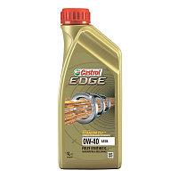 Моторное масло CASTROL EDGE 0W40 1 литр