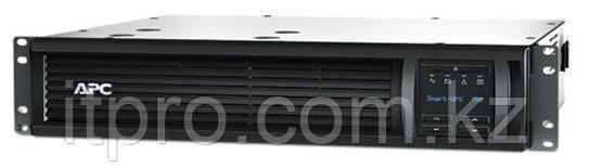 ИБП APC/SMT750RMI2U/Smart/LCD/2U/750 VА/500 W