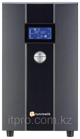 ИБП Tuncmatik/Newtech Pro/On-Line/Smart, 4 schuko, LCD/3 000 VА/2 400 W