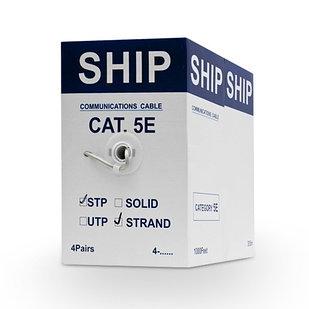 D145S-P - Кабель FTP SHIP Cat 5e PVC