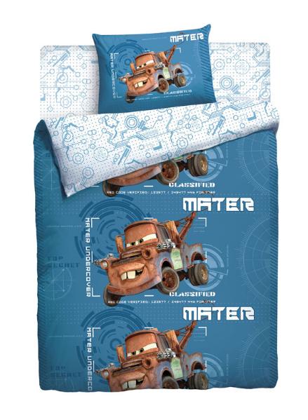 Комплект постельного белья Disney -Тачки