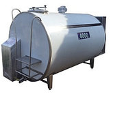 Охладитель молока закрытого типа ОЗ 4000S\, фото 1