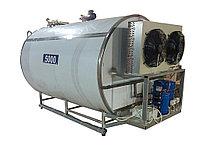 Охладитель молока закрытого типа ОЗ 5000\P, фото 1