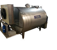 Охладитель молока закрытого типа ОЗ 2500 S\, фото 1