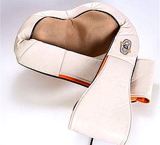 Массажер роликовый для шеи и спины, фото 2
