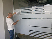 Тонирование окон, перегородок, витражей, балконов в Астане