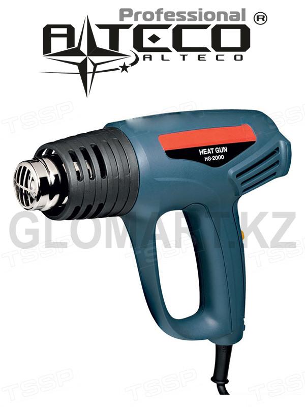 Строительный фен Alteco HG 2000 (Алтеко)