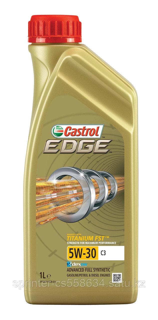 Моторное масло CASTROL EDGE 5W30 1 литр