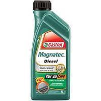 Моторное масло CASTROL Magnatec Diesel 5W40 1 литр