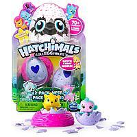 Коллекционная фигурка в яйце Hatchimals (2 шт)