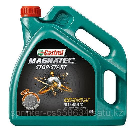 Моторное масло CASTROL Magnatec Stop-Start 5w30 4 литра