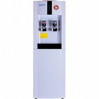 Кулер для воды Aqua Work 16-LD/EN белый (310х310х960 мм, нагр. 7л/ч, 0,7кВт, 220-240 В)