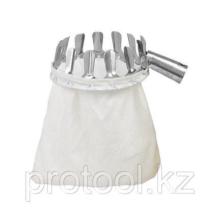 Плодосъемник с х/б корзиной, внутренний D - 110 мм// PALISAD, фото 2