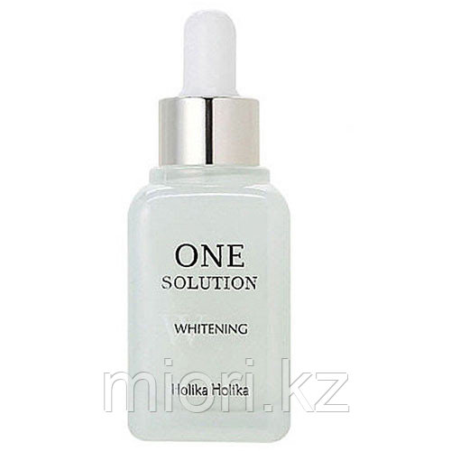 One Solution Whitening Ampoule [Holika Holika]