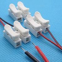 Электрический разъем соединитель 250v 10А CH2 2pin