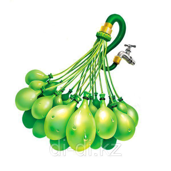 Набор (простой) из 30 шаров Bunch O Balloons в ассортименте - фото 3