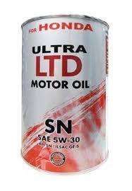 Моторное масло CHEMPIOIL SN for HONDA Ultra LTD 5W30 1 литр