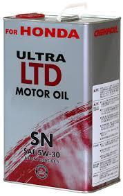 Моторное масло CHEMPIOIL SN for HONDA Ultra LTD 5W30