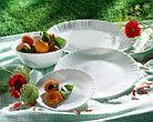 Тарелка обеденная Luminarc Feston 230 мм, фото 2