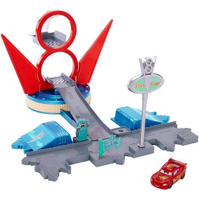 """Набор CDW65 ( CDW68) """"Трюки Фло"""" игровой малый Тачки CARS"""