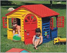 Домик детский игровой пластиковый Marian Plast 360