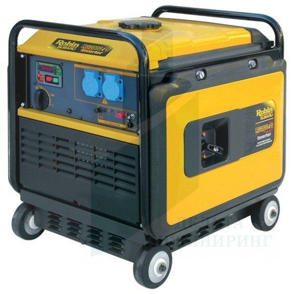 Генератор бензиновый Caiman Tristar 8510EX трехфазный