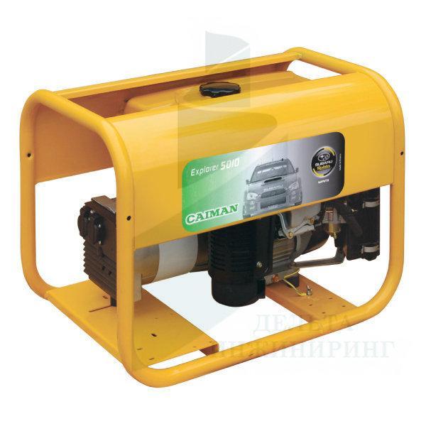 Генератор бензиновый Caiman Explorer 5010XL12 однофазный