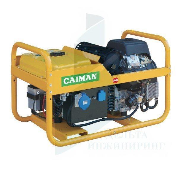 Генератор бензиновый Caiman Leader 12500XL21 DE AVR однофазный