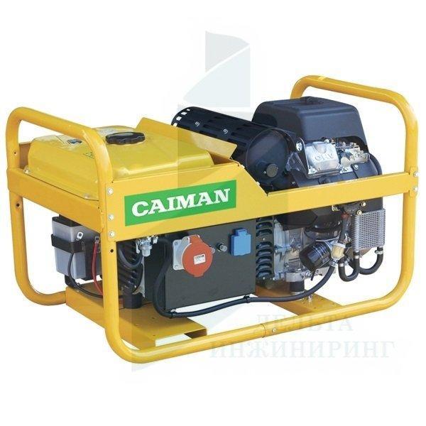 Генератор бензиновый Caiman Tristar 10500XL21 DET трехфазный