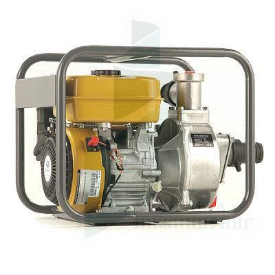 Мотопомпа Caiman CP-205ST для грязной воды