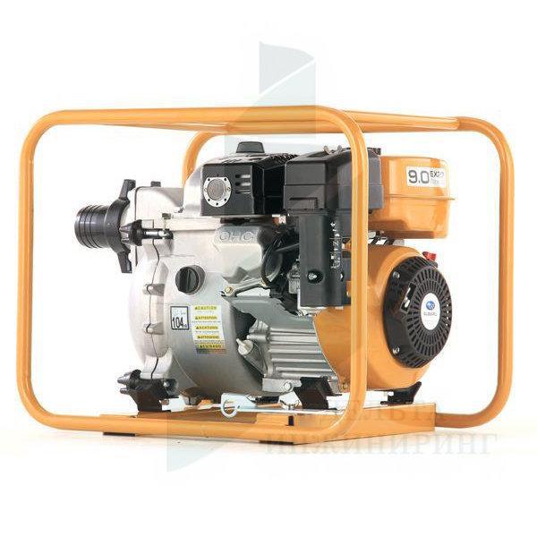 Мотопомпа Caiman CP-301T для грязной воды