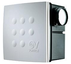 Центробежный вытяжный вентилятор QUADRO MICRO 100 I Т с таймером