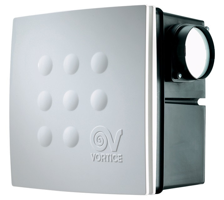 Центробежный вытяжный вентилято QUADRO SUPER I T HCS с датчиком влажности