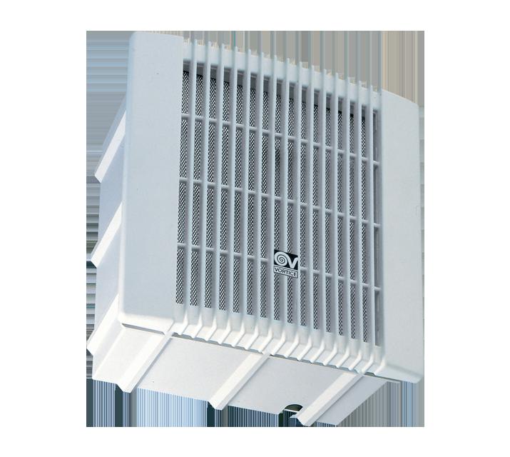 Центробежные вытяжные вентиляторы скрытого исполнения VORT PRESS 140 LL I с таймером