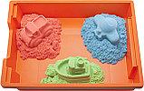Цветной кинетический песок, фото 3