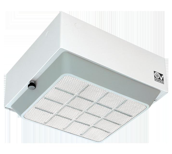 Центробежные вытяжные вентиляторы скрытого исполнения VORT KAPPA