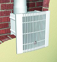 Центробежные вытяжные вентиляторы скрытого исполнения VORT KAPPA, фото 3