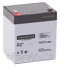 Аккумулятор Challenger AS12-5.0 (12В, 5Ач)