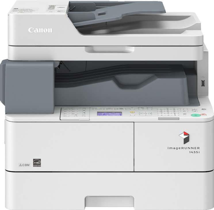 МФУ Canon imageRUNNER 1435i B (Лазерный, A4, Монохромный (черно - белый), USB, Ethernet, Протяжный) 9506B004