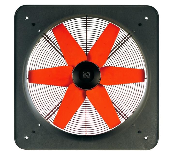 Промышленный вентилятор низкого давления BLACK HUB E 254 M