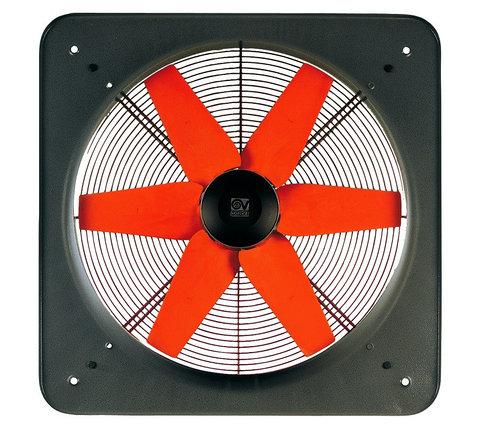 Промышленный вентилятор низкого давления BLACK HUB E 254 M, фото 2