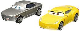 Машинки Cars 3 Стерлинг и Крус Рамирес (2 шт.)