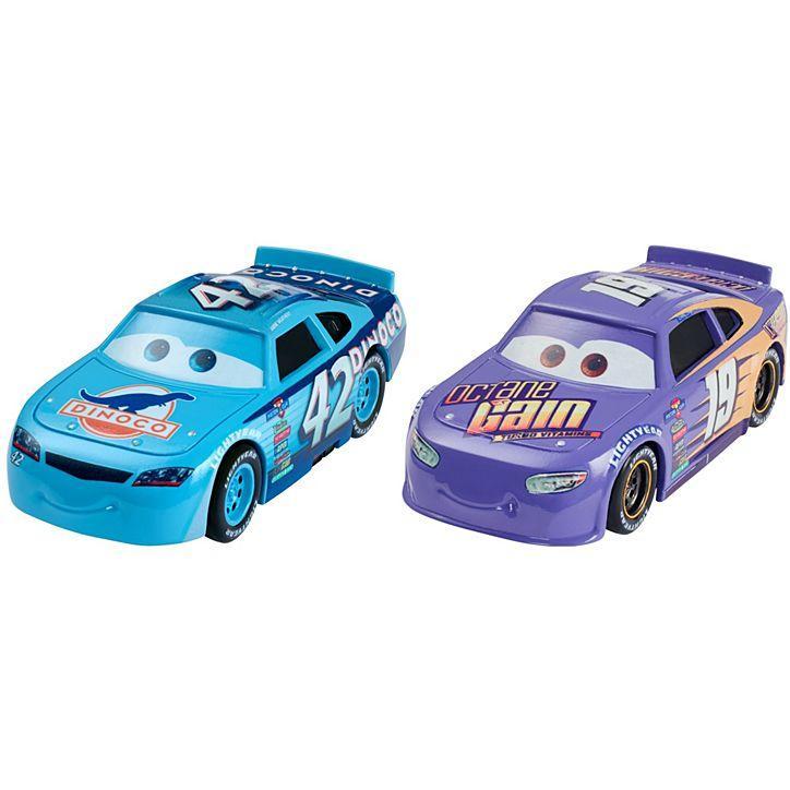 Машинки Cars 3 Бобби Свифт и Кэл Уэзерс (2 шт.)