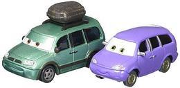 Машинки Cars 3 Минни и Грузовик (2 шт.)