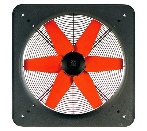 Промышленный вентилятор низкого давления BLACK HUB E 604 M, фото 2