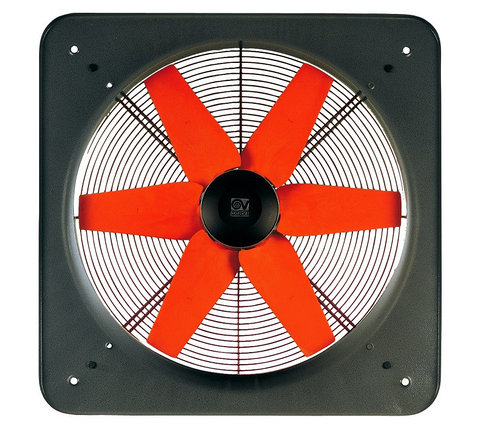 Промышленный вентилятор низкого давления BLACK HUB E 504 T, фото 2